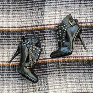 Chinese Laundry Studded Ankle Booties